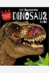 My Awesome Dinosaur Book Hardcover