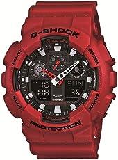 [カシオ]CASIO 腕時計 G-SHOCK ジーショック GA-100B-4AJF メンズ