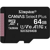 キングストン microSD 64GB 最大100MB/s UHS-I V10 A1 Nintendo Switch動作…