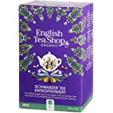English Tea Shop English Tea Shop Organic Decaffeinated Black Tea20pc, 40 g