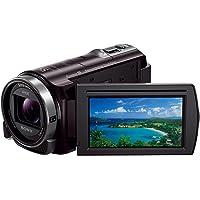 SONY ビデオカメラ HANDYCAM CX430V 光学30倍 内蔵メモリ32GB HDR-CX430V/T