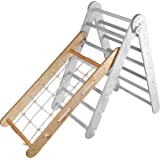Goodevas Сlimbing Net - Rope Ladder for Kids - Climber Net Only - Acessories for Montessori Gym Pickler - Toddler Climbing To