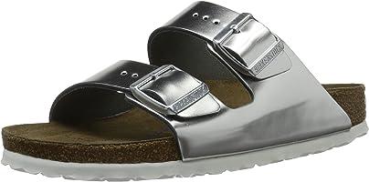 Birkenstock Arizona Soft Footbed NL Narrow Womens Sandals