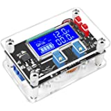 DC Buck Module, DROK Adjustable Buck Converter Step Down Voltage Regulator 6V-32V 30V 24V 12V to 1.5-32V 5V 5A LCD Power Supp