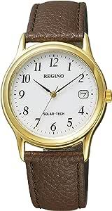 [シチズン]CITIZEN 腕時計 REGUNO レグノ ソーラーテック スタンダードモデル RS25-0031B メンズ