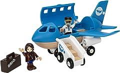 Brio 33306 Airplane Boarding Play Set