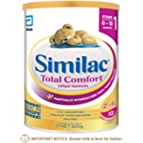 Similac Total Comfort, Stage 1, Infant formula, 0-12 months, 820g