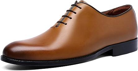 (フォクスセンス)Foxsense ビジネスシューズ 紳士靴 メンズ 本革 プレーントゥ 内羽根 革靴