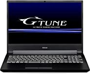 G-Tuneゲーミングノートパソコン 15.6型フルHD NG-N-HA71SHZI/Corei7 9750H/16GB/256GB/Win10