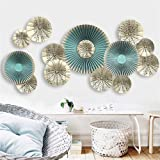 AAPBB Flower Wall Stickers Flower Wall Decal Large Wall Decals Decal Decor Removable Self-Adhesive Peel and Stick Multicolor