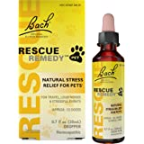 Rescue Remedy PET Dropper, 20ml – Natural Homeopathic Calming Drops for Pets