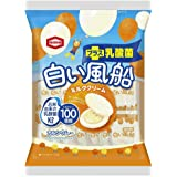 亀田製菓 白い風船ミルククリーム 18枚×12袋