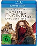 Mortal Engines - Krieg der Staedte: Blu-ray 3D + 2D / 2 Disc