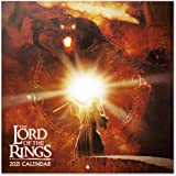 Erik - The Lord of The Rings Wall Calendar 2021 11.8 x 11.8 inches (12 Months - Free Poster Included)