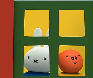 ミッフィー  iPhone/Androidスマホ壁紙(960×800)-1 - ミッフィー,グランティ