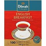 Dilmah English Breakfast Tea 100 Teabags, 200 g