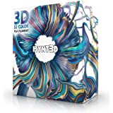 MYNT3D - MP028-10M SuperPack PLA 3D Pen Filament Refills, 32 Colors, 10m Each, Over 1kg…