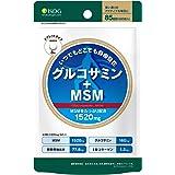 ISDG 医食同源 グルコサミン+MSM サプリメント 240粒 30日分