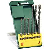 Bosch 6-Piece Drill Bit Set SDS-Plus 5, 6, 8 x 110 mm / 6, 8, 10 x 160 mm