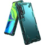 【Ringke】Xiaomi Mi Note 10 Mi Note 10 Pro Mi CC9 Pro ケース スマホケース [米軍MIL規格取得] クリア カバー 透明 ワイヤレス充電対応 ストラップホール 落下防止 Xiaomi Mi Note1