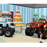 Blaze and the Monster Machines Android(960×800)待ち受け Cake-Tastrophe