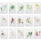 Innisfree Mask Sheets 15 PCSイニスフリー マスクシート 15pcs マスクパック 15 盛り合わせ (海外直送品)