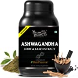 Ashwagandha Extract Indian Ashwagandha Withania Somnifera enhanced with Bioperine® Black Pepper extract for a balanced Mind a