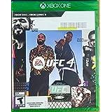 UFC 4 XBox One LATAM version Spanish/English/French