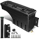 A-Premium Truck Bed Storage Box Toolbox for Chevrolet Silverado 1500 2500 3500 GMC Sierra 1500 2500HD 3500HD 2007-2018 Rear P