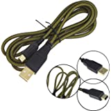 YUYIKES High Speed Premium USB Data Sync Power Charger Charging Cable for Nintendo 3DS / 3DS XL/DSi/DSi XL with Premium Micro
