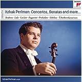 Itzhak Perlman Plays Concertos & Sonatas