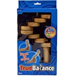 TrueBalance Educational STEM Toy for Adults Boys and Girls | Coordination Game That Improves Fine Motor Skills | Perfect Auti