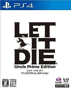 LET IT DIE アンクルプライム エディション【CEROレーティング「Z」】 - PS4
