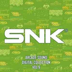 SNK ARCADE SOUND DIGITAL COLLECTION Vol.9
