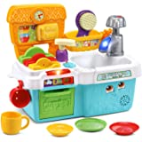 LeapFrog 80-608100 Scrub 'n Play Smart Sink