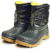 [ゴールデンレトリバー] 防水 防寒 雪靴 スノーブーツ ビーンブーツ レイン シューズ メンズ 靴 長靴
