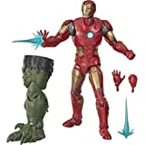 Hasbro Marvel Legends Series Gamerverse 6-inch Collectible Iron Man Action Figure Toy, Ages 4 And Up