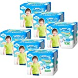 Nepia Genki Premium Soft Pants XL26, XL, 156 count (Pack of 6)