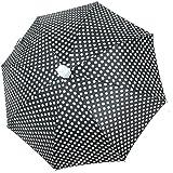 傘 レディース服が濡れないカバー付き傘 『スルット傘・水玉』 YS-1004-5 ユタカエッセ