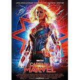 キャプテン・マーベル MCU ART COLLECTION (Blu-ray)