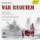 ブリテン:戦争レクイエムOp.66 (Britten : War Requiem / Rilling) (2CD) (SACD Hybrid)