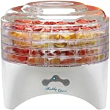 food dehydrator by Healthy choice | 5 layers removal trays | removes all water from your food | adjustable temperature contro