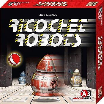 Ricochet Robots: Spieldauer 30 Minuten, Für 1 bis unendlich viele Spieler