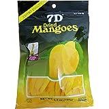 7D Dried Mangoes, 100g