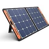 Jackery SolarSaga 100 ソーラーパネル 100W ETFE ソーラーチャージャー折りたたみ式 DC出…