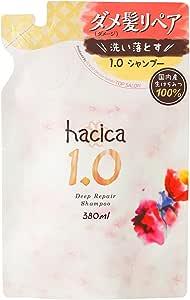 ハチカ ディープリペア シャンプー1.0 詰替 380ml