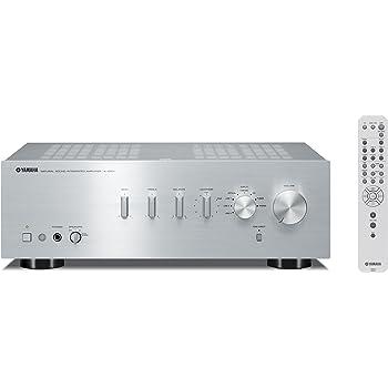 ヤマハ プリメインアンプ A-S301 192kHz/24bit ハイレゾ音源対応 シルバー A-S301(S)