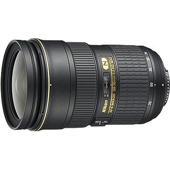Nikon 標準ズームレンズ AF-S NIKKOR 24-70mm f/2.8G ED フルサイズ対応