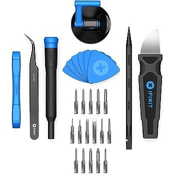 Ifixit Essential Electronics Toolkit エッセンシャル ツール キット スクリーン バッテリー 工具 セット(並行輸入品) [並行輸入品]