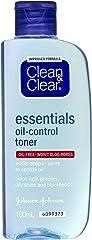 Clean & Clear Essentials Oil Control Toner 65g